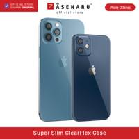 ASENARU iPhone 12 Mini/ Pro/ Pro Max Casing Super Slim ClearFlex Case
