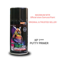 Samurai paint/dempul putty primer-kp1***-cat semprot aerosol
