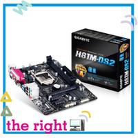 Motherboard GIGABYTE H81M-DS2 Socket 1150/LGA 1150 (CHIPSET INTEL H81)