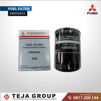 KM005852 / FUEL FILTER / SARINGAN BAHAN BAKAR FN62F