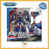 Tobot Athlon METRON BESAR- Original dari YOUNG TOYS, Inc