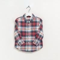 Kemeja Anak Laki-laki Morgan Shirt