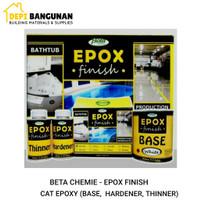Beta Chemie Epox Finish Cat Epoxy 2 Komponen Keramik Lantai Kolam