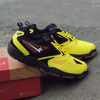 Sepatu Badminton Eagle Neptunes Kuning