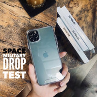 SPACE Military Drop Tested Case iPhone 11 PRO MAX 12 MINI PRO MAX
