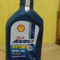 shell ax7 matic 10w30 0.8liter