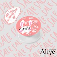 Alivelovearts Popsocket Alova
