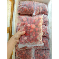 Buah Beku Strawberry