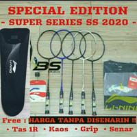 RAKET BADMINTON LINING SUPER SERIES 2020 SS 2020 (TANPA PASANG SENAR)