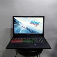 Laptop Gaming Spek Dewa MSI GP63 Leopard i7 GTX 1060 6GB 8/256 SSD!