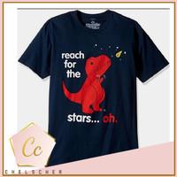 BAJU ANAK LAKI-LAKI REACH FOR THE STARS/ KAOS ANAK LAKI-LAKI