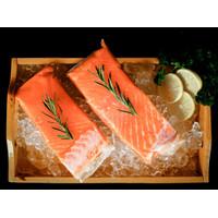 Ikan Salmon Trout Fillet Norwegian 500gram