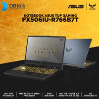 Notebook ASUS TUF Gaming FX506IU-R766B7T R7 4800H 8GB 1TB 1660Ti 15.6