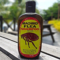 MACHIKO Flea & Tick Shampoo for Cat 225ml