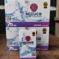 Mizuco Mineral Alkaline Power Drop | Mizu Co Mineral Alkali Water