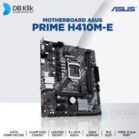 Motherboard ASUS Prime H410M-E mATX LGA1200 DDR4 HDMI D-Sub