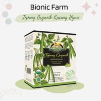 Bionic farm tepung beras kacang hijau
