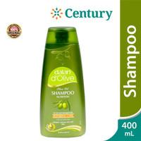 Dalan D'Olive Repairing Care Shampoo 400 ml / Shampo Zaitun