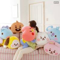 BTS BT21 Baby Pillow Cushion Super Size Official Korea