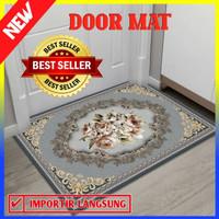 Door Mat Trendy Keset Rumah Kaki Dapur Pintu Kamar Anti Selip 100314