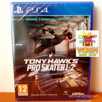 PS4 Tony Hawk's Pro Skater 1 + 2 / Tony Hawks Hawk THPS 1 2 / 1+2