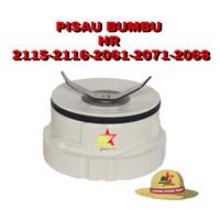 Pisau mangkok bumbu blender philips HR 2115 / 2116 / 2061 / 2071 ori