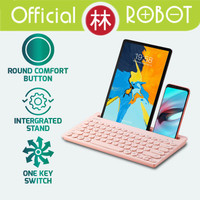 Robot KB10 Multi-Device Bluetooth & 2.4G Wireless Keyboard 3 mode