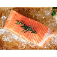 Ikan Salmon Trout Fresh Grade Sashimi 500 gram