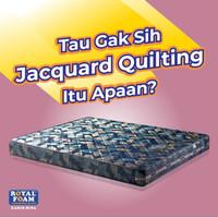 Kasur busa royal exclusive economy (garansi 20thn)ukuran 90-180cmx18cm
