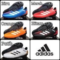 Sepatu Bola Jumbo Adidas Big Size: 44-46 - Hitam, 44