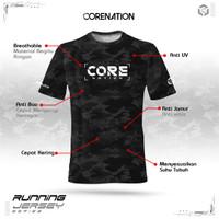 CoreNation Active Camo Running Jersey