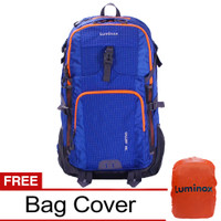 Luminox - Tas Ransel Laptop Tas Punggung Jumbo GGFF Backpack Up 17Inch