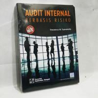 Buku AUDIT INTERNAL BERBASIS RISIKO Terlaris