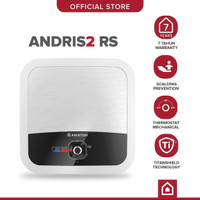 Ariston Water Heater Andris 2 RS 15 Liter 350 Watt