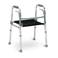 Walker / Walking Aid / alat bantu jalan + tempat duduk GEA FS 961L