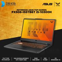 Notebook ASUS TUF Gaming FX506LI-I55TB6T i5-10300H 8G 512G 1650Ti 15.6