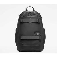 Tas Ransel Converse Unisex Utility Backpack Black Skateboard