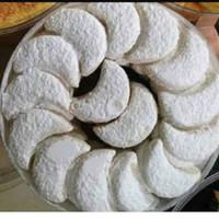 Kue Putri salju/ Putri Kue kering / cookies putri salju