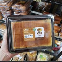 Kue lapis legit Bangka / Lapis susu kue khas Bangka