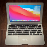 MacBook Air 11 2013 MD711 i5||4GB||128GB