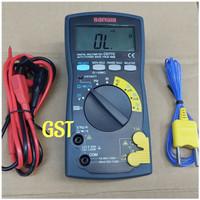multitester avometer digital avo meter sanwa CD 772 A CD7722