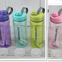Botol minum shaker#herbalife 1 liter - Pink