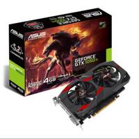 ASUS NVIDIA GeForce GTX1050 Ti 4GB Cerberus