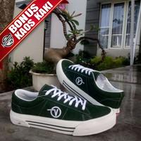 Sepatu Vans SID DX Anaheim Factory Army Premium BNIB    Termurahh. - 39