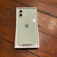 iPhone 12 Mini 128GB Green Brand New Bayar Pajak Resmi Dijamin Aman