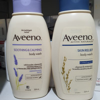 Aveeno body wash sabun mandi 354ml