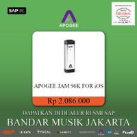 APOGEE Jam 96k for iOS & Mac AUDIO INTERFACE, BMJ