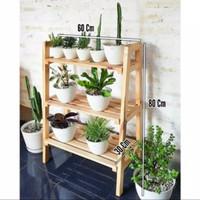 rak tanaman /rak bunga /rak kayu jati blanda