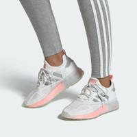 Sepatu Adidas ZX 2K Boost White Silver Pink Buat Cewek