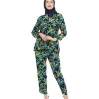 setelan rayon wanita muslimah - piyama rayon busui